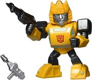 Transformers G1 Bumblebee Light-up 4 Die-cast Metal Collectible Figure,...