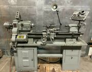 Clausing Model 6339 Engine Machinist Lathe 13 X 32 Tooling 5c Collets 1 Phase