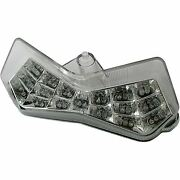 Comp. Werkes Integrated Taillight Clear R6 Mph-5073c