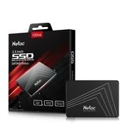 Netac 120gb Ssd 2.5and039and039 Sata Iii 6 Gb/s Internal Solid State Drive 500mb/s Pc/mac