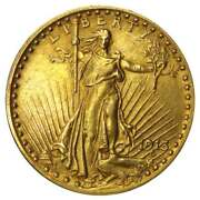 20 St. Gaudens Gold Double Eagle 0.9675 Ozt Cull Or Ex Jewerly Random Year