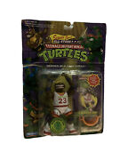 Teenage Mutant Ninja Turtles Slam Dunkin Don White Jersey Variant