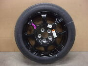 2017-2020 Ford Fusion 16x4 Steel Wheel T125/80r16 Compact Spare Tire Oem
