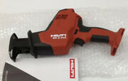 Sale - Hilti Sr2 12 Volt Brushless Cordless Reciprocating Saw Hacksaw Toll Only