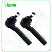 2pcs Suspension Kit Outer Tie Rods For 2008-2016 Chrysler Town And Country