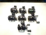 7 - Bass Pro Shops Fishing Reels - Cabela's Depth Master 20 And 30 - Take A Look