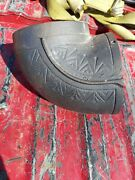 Cast Iron 90 Degree Stove Flue Pipe Elbow Check Photos For Condition Please