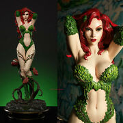 Poison Ivy Batman 1/4 Resin Painted Model Collectible Gk Model Statue H21