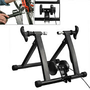 Magnetic Turbo Bike Trainer Exercise Stand Indoor Cycling Resistance Training