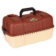 Outdoors 2059 Hip Roof 7-tray Portable All-weather Tackle Storage