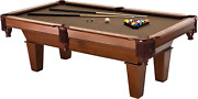 Fat Cat Frisco 7.5andrsquo Pool Table With Classic Style Billiard Pockets And Contemp