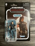 Star Wars The Mandalorian Cara Cune 3.75 Vintage Collection Carded Figure