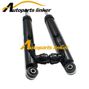 Rear Left+right Air Suspension Strut Absorber For Audi Q5 With Ads 2009-2017