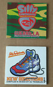 2 Cds Silly Symphonies -guerrilla And Dj Thimbles New Directions Electronictechno