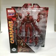 Marvel Select Carnage Disney Store Exclusive Diamond Select 2020 New