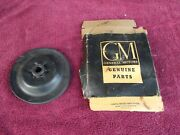 Nos Gm 575121 Star Power Steering Hydraulic Pump Pulley With 6 Ridge Face C.1960