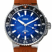 Hanno Main Store Oris Aquis Kallisfort Reef Gmt Limited To 2 000 Bottles In The