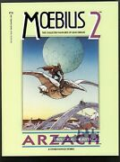 Moebius 2 Arzach And Other Fantasy Stories Epic Graphic Novel Sc