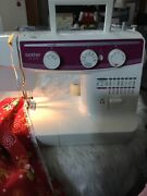 Brother Mechanical Sewing Machine Xl 5130 Standard Foot Petal Multiple Stitch