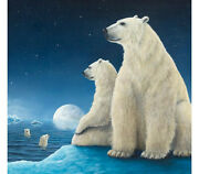 Ursa Major - Collectors Edition Giclee On Canvas By Robert Bissell
