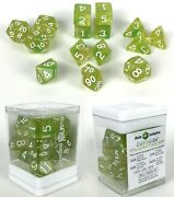 Diffusion Dragon's Hoard Polyhedral 15-die Set Role 4 Initiative 50505-fb