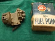 Ac 6880 Fuel Vacuum Combination Pump Petrol Nos Brand New Free Shipping In Us