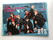 Bts On The Cover The Music And Movie Master April 2018 Take Free Mag By Hmv