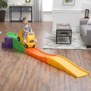 Up And Down Roller Coaster Kids Car Toys And Hobbies Preschool Pretend Play