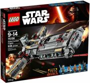 Lego Star Wars Rebel Combat Frigate 75158 Used With Figures Instructions And Bo