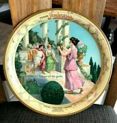 Prohibition Ambrosia Beer Fehrand039s Brewing Co 13 Metal - Tin Tray Louisville Ky