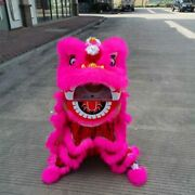Classic Chinese Lion Dance Mascot Costume For Kids Outfit Dress Carnival Suit