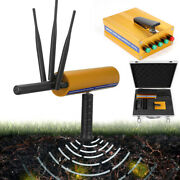 3d Accurate Metal Detector Receiver Transmitter Antenna Charger Underground