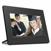 Aluratek 7 Inch Lcd Digital Photo Frame With Auto Slideshow Using Usb And Sd/sdhc