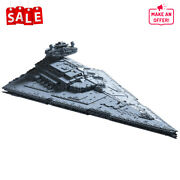 Isd Monarch Imperial Star Destroyer Monarch Building Blocks Toys Sets Moc-23556