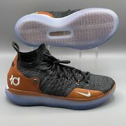 Nike Kevin Durant Kd 11 Xi Texas Longhorns Promo Pe Player Sample Size Ms 8 Ds