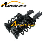 Pair For Mercedes Vito Bus W639 Front Air Suspension Strut Assembly A6393203613