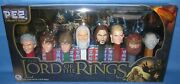 Pez Collector's Series Limited Edition Boxed Set The Lord Of The Rings