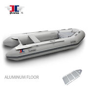 320-ts 10and0396 Inmar Inflatable Boat - Alum Floor Tender/yacht/dingy/sailing
