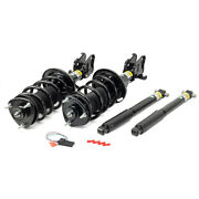 Air Spring To Coil Spring Conversion Kit-new Front Rear Fits 07-13 Acura Mdx