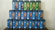 18 Gerber Cereal 8 Oz. Containers Non-gmo With Iron Free Shipping