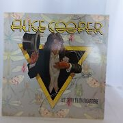 Alice Cooper Welcome To My Nightmare Canada Sd 18130 Lp