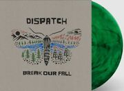 Dispatch - Break Our Fall Exclusive Limited Edition Green Galaxy Vinyl Lp X/400