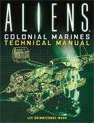 Aliens Colonial Marines Technical Manual Paperback Or Softback