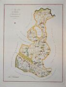 Kent - Wingham And Kinghamford For Hasteds History Of Kent 1778