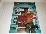 Vintage 1978 Airfix Model Hobby Kit Catalog Collection Ships Planes Cars Tanks