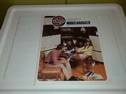 Vintage 1973 Airfix Model Hobby Kit Catalog Collection Ships Planes Cars Tanks