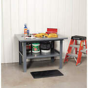 Jamco Wd472gp Fixed Work Tablesteel72 W36 D