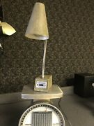 Vintage Tensor Excelsior Desk Drafting Table Lamp Mid Century Bendable Arm Used