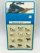Bachmann 42505 N Scale Scenery Accessories - Animal Aminal Set 1