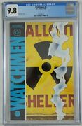 Watchmen 3 Cgc 9.8 - Alan Moore Dave Gibbons - Dc Comics - White Pages